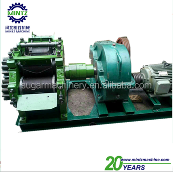 small muscovado sugar sugarcane crusher