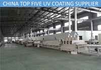 MDF /Wood/Floor/Door UV Curing Machine/UV Drying Equipment