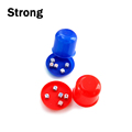 Wholesale Colorful Plastic Shaker Dice Cup