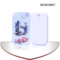 High quality 3D pc mobile phone case for Sumsung Galaxy S4