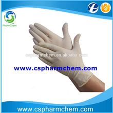Hospital doctor nurse sterile powdered latex surgical glove