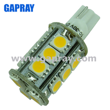 Tower SMD 5050 12V DC T10 LED for car