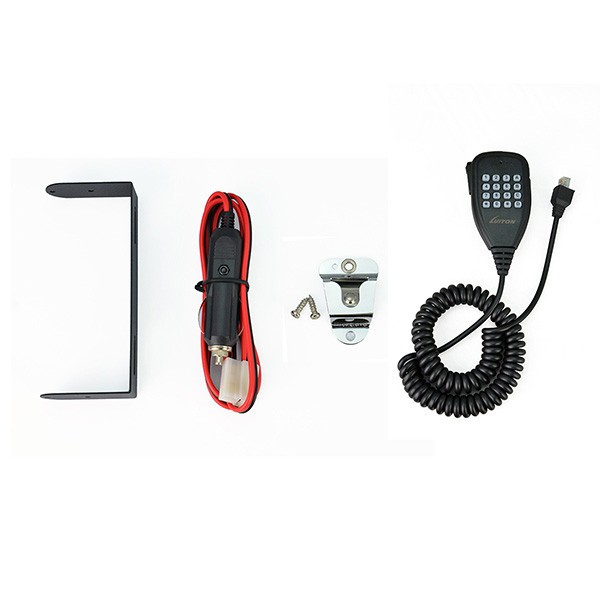 wireless tour guide system LT-925UV dual band mobile radio