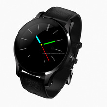 New arrival mens automatic watches for men for small quantities order K88H, Round Screen Smartwatch