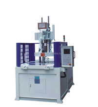high efficiency rotary table vertical plastic injection molding machine 55T