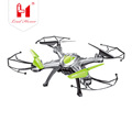 4CH 6axis plastic model kits rc drone camera funny adult toys with led light
