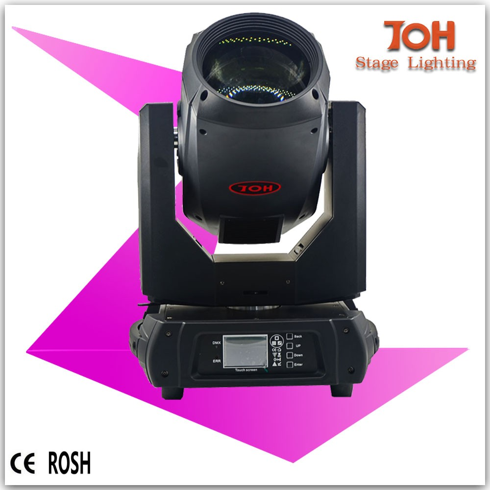 Powerful stage light 330w RGB 3in1 led moving head light sharpy DJ lighting