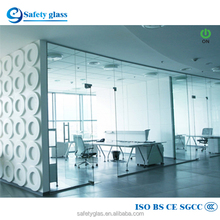 Intelligent privacy Smart switchable partition glass