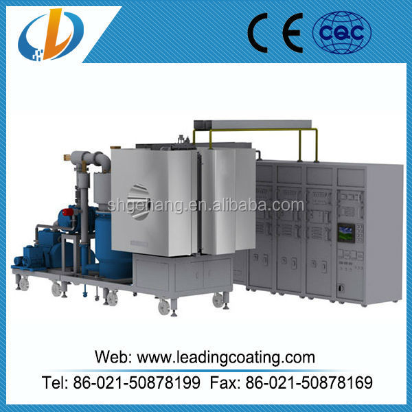 optical thin film vacuum coating equipment for glass lens
