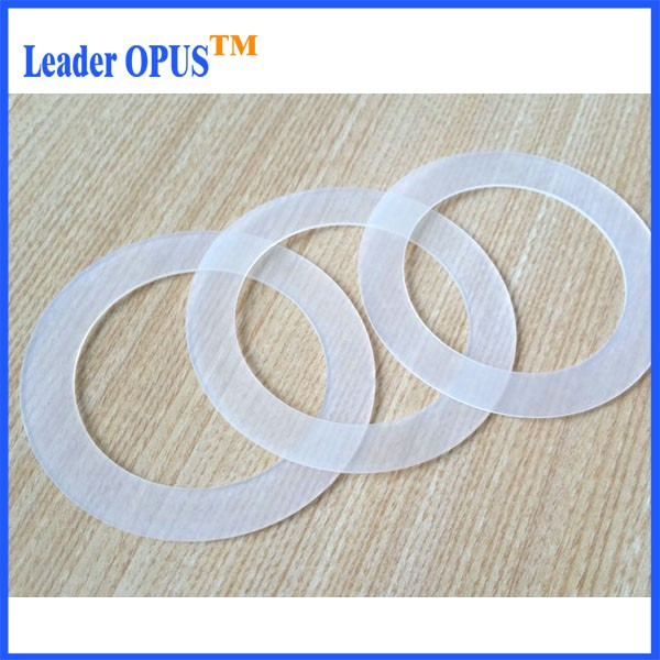 China Die Cutting Solution Silicone Rubber gasket,Strip ,Washer
