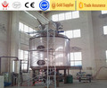 Disc type vacuum dryer continuously/PLG series continuous disc dryer