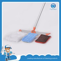 high quality hospital flat mop manufacture