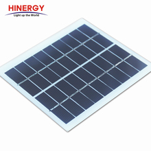 china small size solar panel solar energy panel photovoltaic 12v 15w for home lighting use
