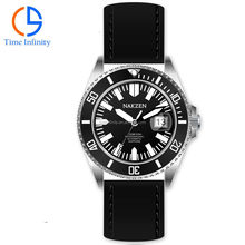 Top selling wrist watch western watches luxury mens watches private labeling diver case