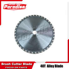 Straight Blade For Brush Cutter