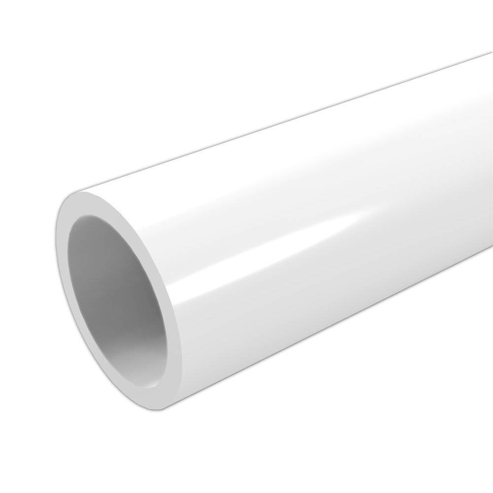 Factory price pvc inch diameter water pipe in china