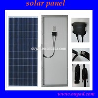 Top Quality Best price 250w Poly mono pv MODULE/solar panel with CE/ISO in 5kw/3kw/2kw/1kw solar system