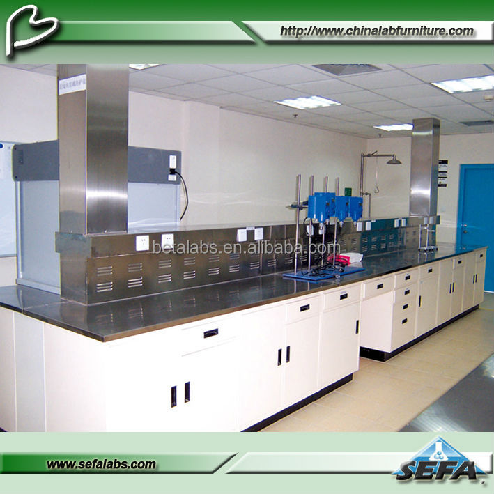 School laboratory workbench lab furniture