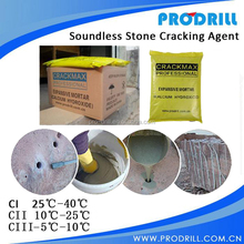 CrackMax Soundless Stone Cracking Powder for Black Galaxy
