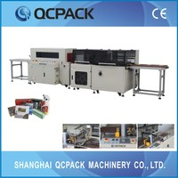 BEST QUALITY heat shrink film wrapping machine factory