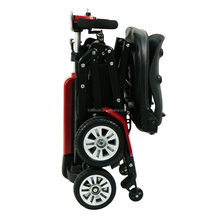 New Electric Mobility 4-Wheel Scooter for Disabled