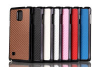 Luxury Matte Carbon Fiber Case Cover For Samsung Galaxy Note 4