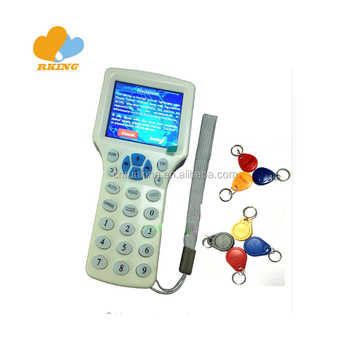 super ID/IC card copy machine, rfid card duplicator,locksmith tools,250KHz ID card copy machine