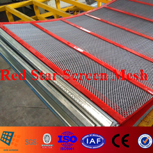 High Tensile Steel Wire Self Cleaning Mesh for Gravel and mining