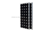 Deep Blue 110w Mono Crystal Solar Panel , House Crystalline Solar Panels IP67