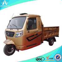 200CC Three Wheel Cargo Tricycle with Cabin