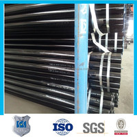 ASTM A106 Grade B fluid transimiss steel pipe new products China wholesales