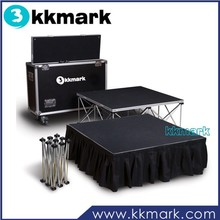 removable stage/stage light stand/inflatable stage