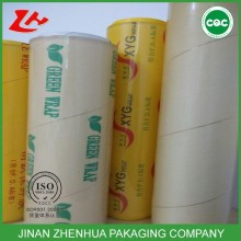 anti-fog food wrapping plastic pvc cling film