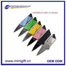 Outdoor camping foldable knife with stainless steel handle