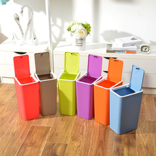 Sell Fashionable plastic Waste Bins/Sanitary Box/Trash can