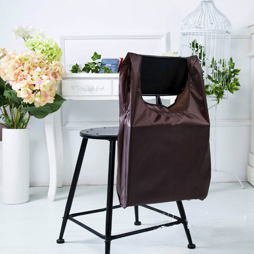 Cheap foldable folding polyester textile shopping bags