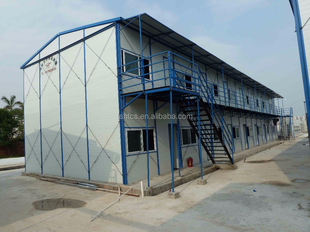 Steel Structure Low Cost Prefab House China Manufacture