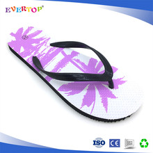 EVERTOP light weights slippers simple flip flop plastic slippers women pvc ladies slippers