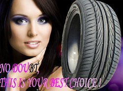 GCC Approved Rapid Brand car tires 185/65R14