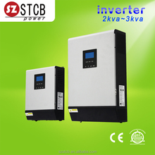 solar system home mppt charge controller inverter 2kva