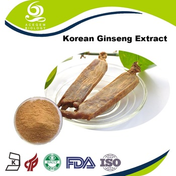Anti-Fatigue Function Red Ginseng Capsule prices 2017