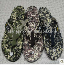 military army camo camouflage casual slippers europe ISO standard