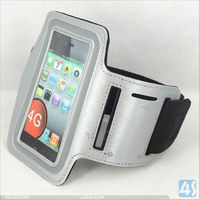 Sports Running Arm Armband case protect for iPhone 4S 4 4G 3GS ipod touch P-iPHN4SCASE037