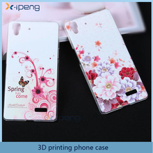 ali expres china 3D printing Smart phone cover tpu material for xiaomi mi5 case