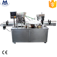 Manufacturers sale Mic machinery XP40 Automatic pharmaceutical vial filling capping machine for small oral liquid bottle
