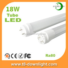 Single-side $5.0/pc 18w led fluorescent tube light-g13 base