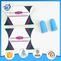 Bell-shaped Confortable PU Foam Promotional Sleeping Ear Plugs