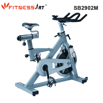 Indoor commercial spin bike gym fitness equipment spinning bike