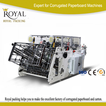 RYJ-1200D Automatic Food carton forming machine (KFC box folder)