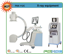 FNX112C CE Approved High Frequency Mobile cr x-ray system